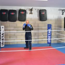 Ring de boxe du FCDM -Team ZAPERA